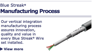 Blue Streak - Manufacturing Process
