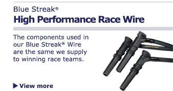 Blue Streak - High Performance Race Wire